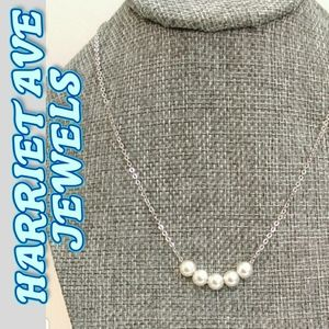 🆕️ Perfect faux pearl necklace